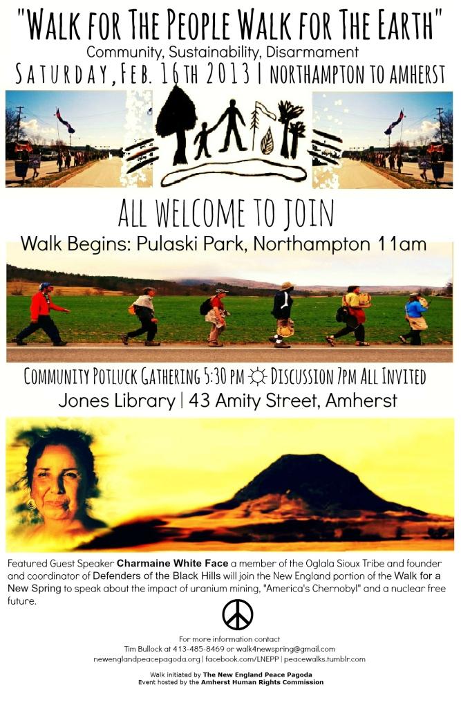 Walk Poster